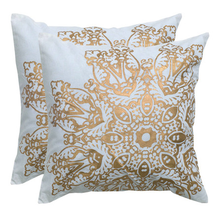 Bijou Pillow in Gold