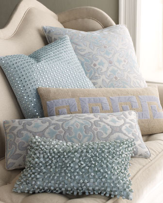 Dransfield and Ross cushions